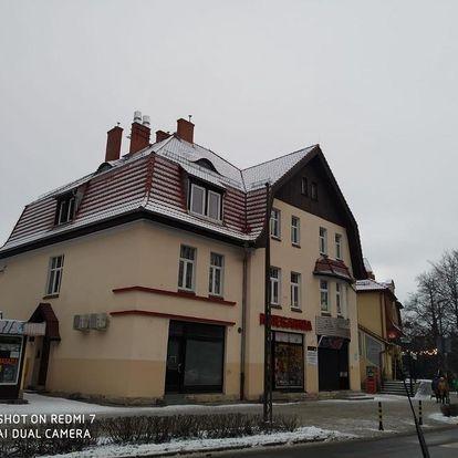 Polsko - Kudowa-Zdrój: Apartament Rodzinny Hana