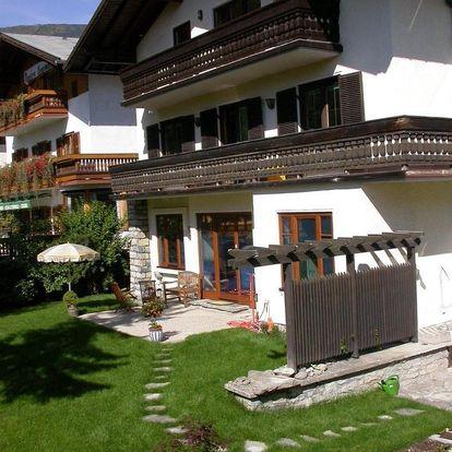 Rakousko, Zell am See: Gartenapartment