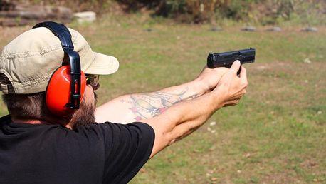 Kurz sebeobranné střelby s bezpečnými náboji
