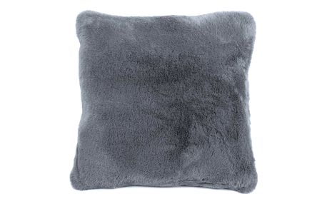 Bo-ma trading Povlak Catrin šedá, 45 x 45 cm