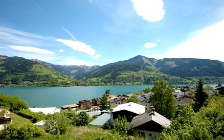 Rakousko, Zell am See: Appartementhaus LAKE VIEW by All in One Apartments