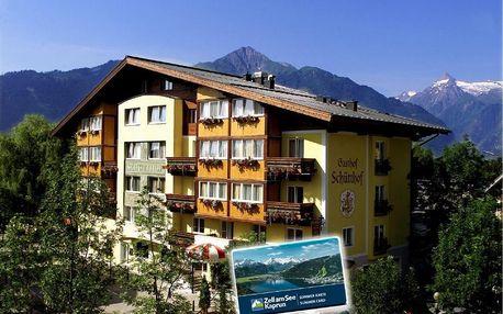 Rakousko, Zell am See: Der Schütthof