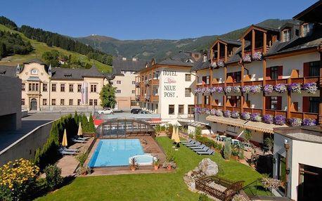 Rakousko, Zell am See: Hotel Neue Post