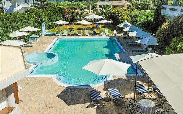 Valentino Hotel, Rhodos, Řecko, Rhodos, letecky, snídaně v ceně2