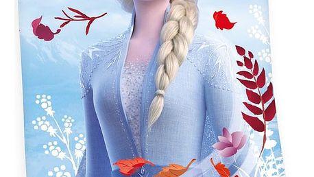 Herding Osuška Frozen 2 Believe journey, 75 x 150 cm