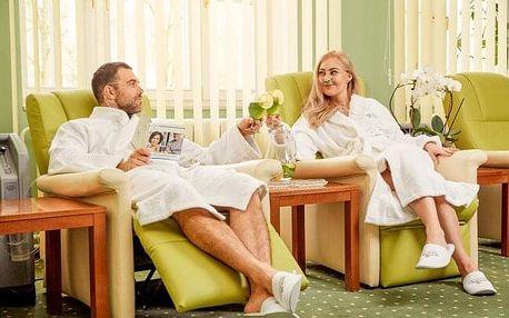Karlovy Vary: Luxusní Hotel Imperial ***** s neomezeným wellness, 3 procedurami, kávou se zákuskem a polopenzí