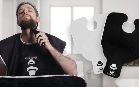 Konec nepořádku v koupelně: zachytávač vousů