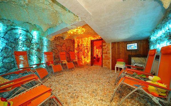 Relaxační pobyt ve Špindlerově Mlýně s neomezeným vstupem do aquaparku pro dva2