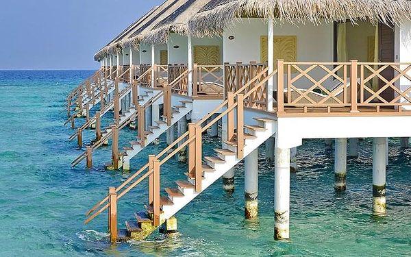 Hotel Dreamland The Unique Sea & Lake Resort, Maledivy, letecky, plná penze5