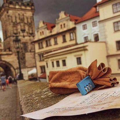 Golemova bojovka - originální venkovní úniková hra v Praze