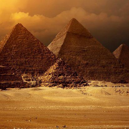Úniková hra Egypt: najděte východ z pyramidy