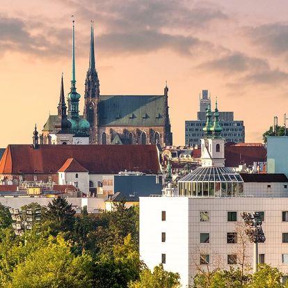 Podzim v Brně: pobyt se snídaní i polopenzí