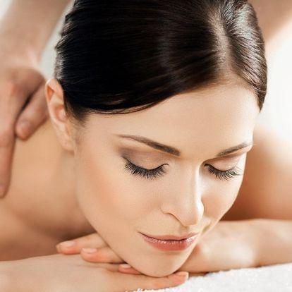 Hloubková masáž zad i celého těla či čínská An Mo