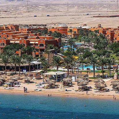 Egypt - Soma Bay letecky na 8-16 dnů, all inclusive
