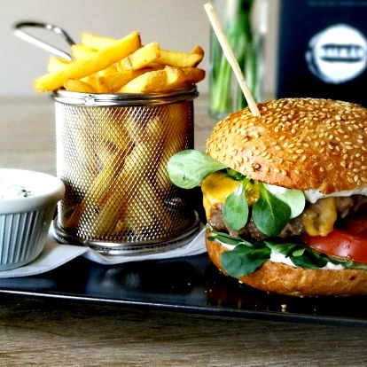 Burger dle výběru pro 1 i 2 osoby