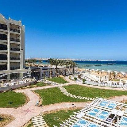 Egypt - Sahl Hasheesh letecky na 6-15 dnů, all inclusive