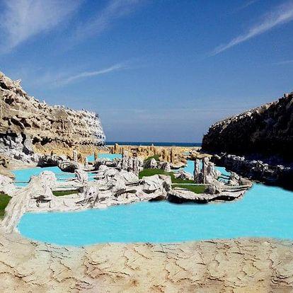Egypt - Hurghada letecky na 6-15 dnů, all inclusive