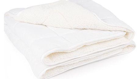 4Home Přikrývka s beránkem Exclusive, 200 x 220 cm, 200 x 220 cm
