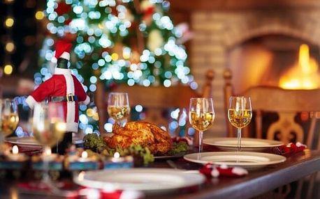 Krkonoše: Vánoční pobyt v Hotelu SPA Bílý Hořec *** se slavnostní večeří, polopenzí a neomezeným wellness