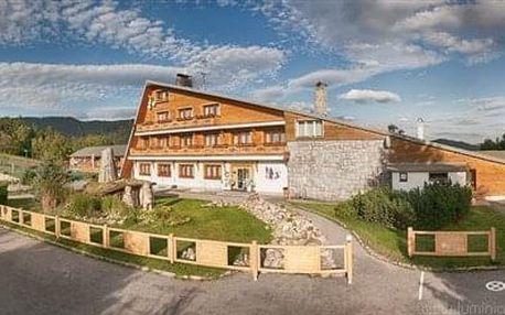 Beskydy - Valašsko na 2-5 dnů, polopenze