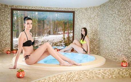 Bílé Karpaty v Hotelu Radějov **** s degustací ve vinném sklípku, neomezenou konzumací vína a wellness