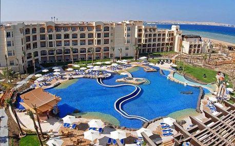 Egypt - Sahl Hasheesh letecky na 5-29 dnů, all inclusive