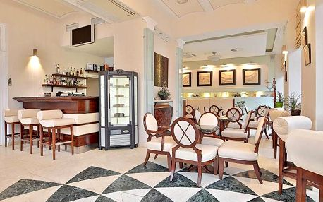 Mariánské Lázně, hotel Sun Palace Spa & Wellness**** v srdci Mariánských Lázní
