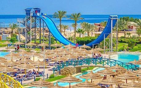 Egypt - Hurghada letecky na 6-15 dnů