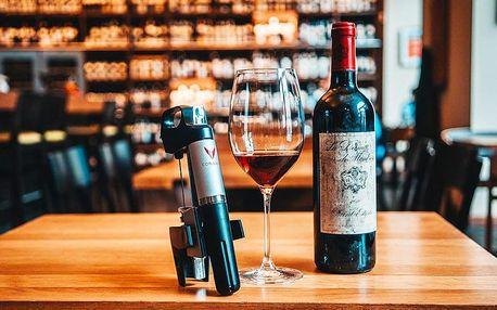 Degustace raritních zahraničních vín