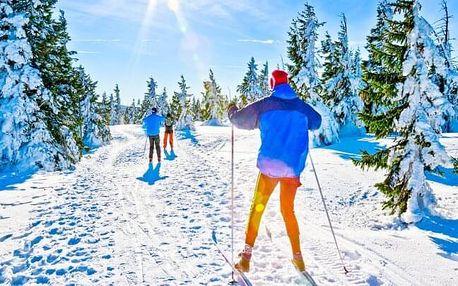 Krkonoše: Zimní pobyt pro lyžaře v Hotelu SPA Bílý Hořec *** s polopenzí a neomezeným wellness