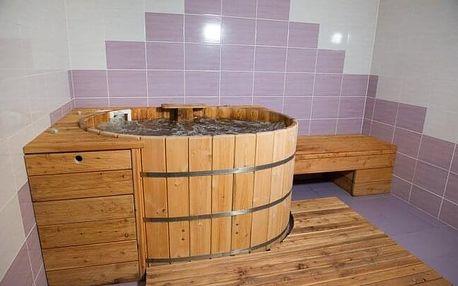 Jižní Morava: Relax a romantika ve Wellness Hotelu U Langrů s wellness, řadou procedur a polopenzí