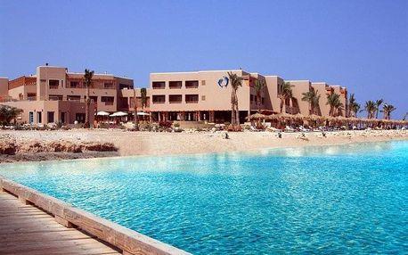 Egypt - Soma Bay letecky na 8-15 dnů, polopenze