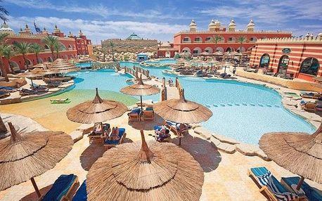Egypt - Hurghada letecky na 6-16 dnů, all inclusive