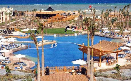Egypt - Sahl Hasheesh letecky na 8-15 dnů, all inclusive