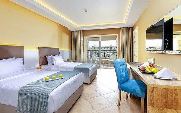 Hotel Titanic Royal, Hurghada, Egypt, Hurghada, letecky, all inclusive2