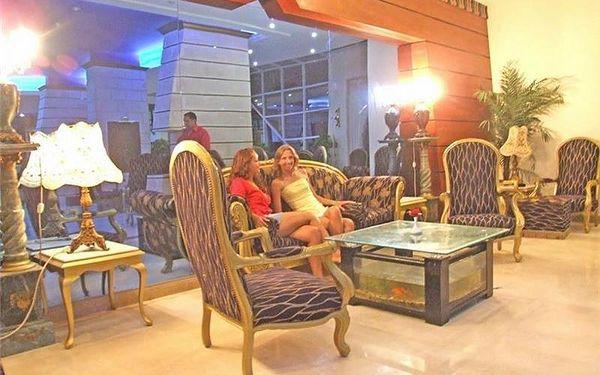 King Tut, Hurghada, Egypt, Hurghada, letecky, all inclusive2