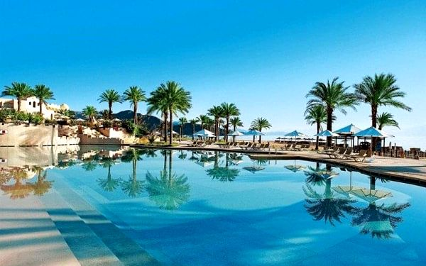 Hotel Mosaique Beach Resort Taba Heights, Taba, Egypt, Taba, letecky, all inclusive2