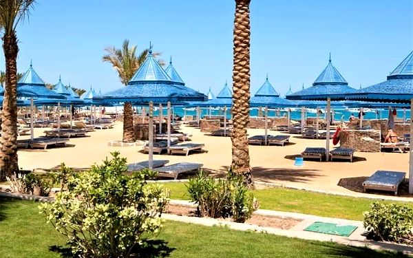 The Grand Hotel, Hurghada, Egypt, Hurghada, letecky, all inclusive4