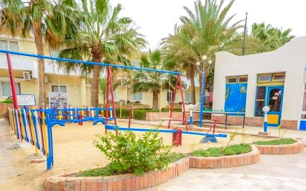 Royal Star Beach Resort, Hurghada, Egypt, Hurghada, letecky, all inclusive2