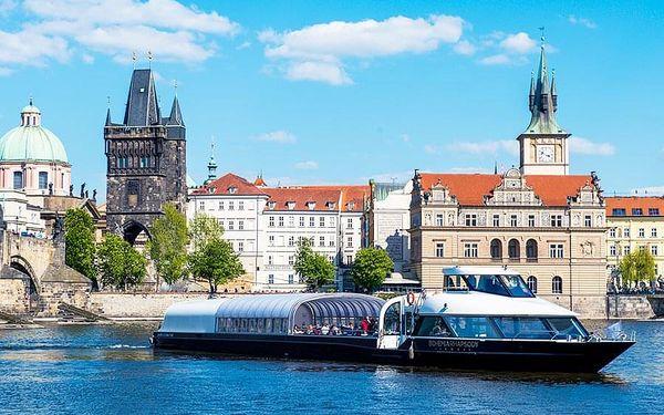 Plavba po Vltavě s obědem pro dva | Praha | Celoročně. | 2 hodiny.2