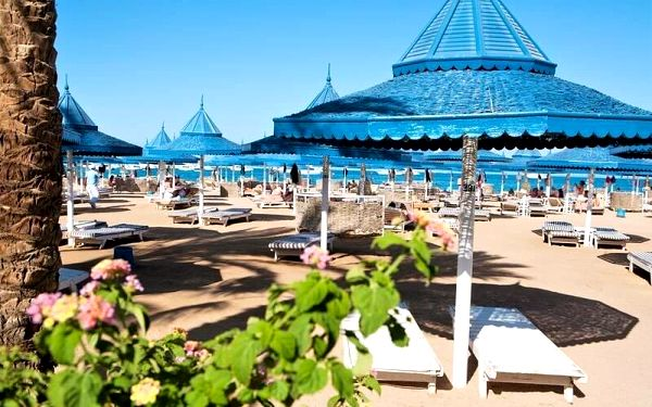 The Grand Hotel, Hurghada, Egypt, Hurghada, letecky, all inclusive5