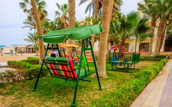 Royal Star Beach Resort, Hurghada, Egypt, Hurghada, letecky, all inclusive5