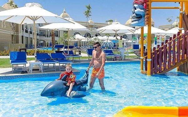 Hotel Titanic Royal, Hurghada, Egypt, Hurghada, letecky, all inclusive5