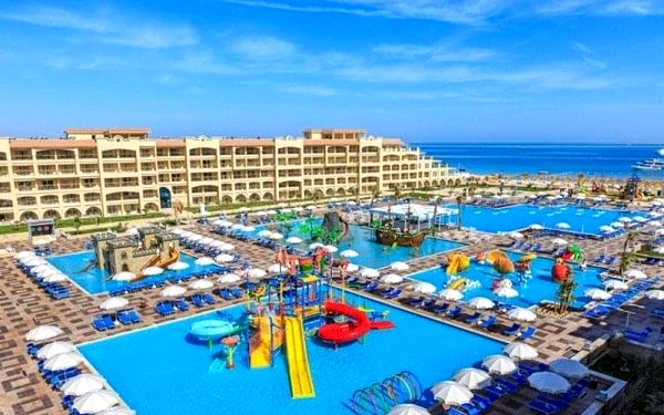 PICKALBATROS WHITE BEACH RESORT, Hurghada, Egypt, Hurghada, letecky, all inclusive
