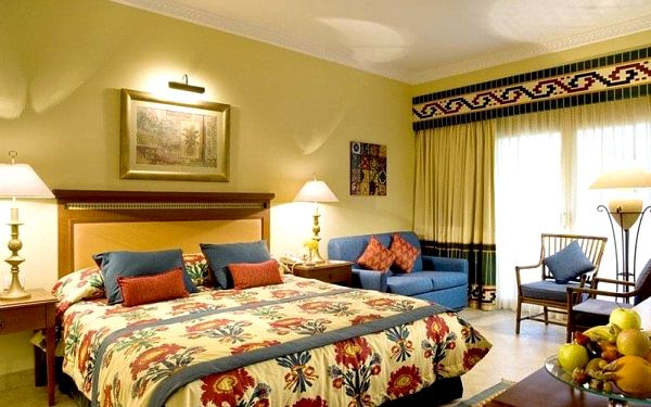Hotel Mosaique Beach Resort Taba Heights, Taba, Egypt, Taba, letecky, all inclusive5