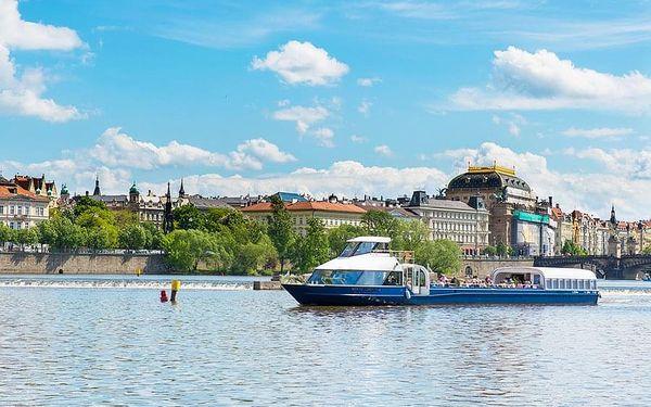 Plavba po Vltavě s obědem pro dva | Praha | Celoročně. | 2 hodiny.3