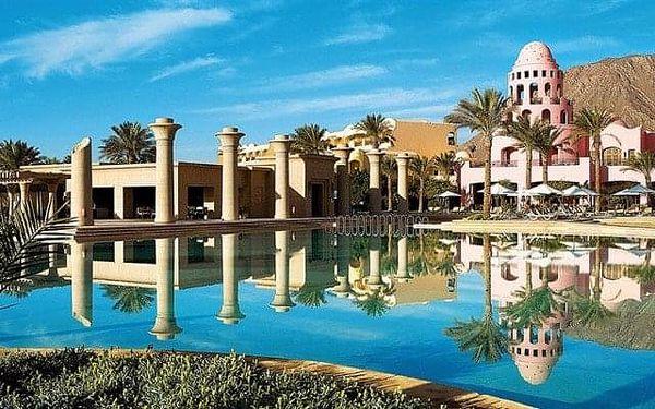 Egypt - Taba letecky na 8-15 dnů, all inclusive