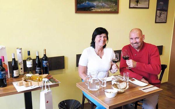 Degustace kanadských vín pro 2 | Praha | Celoročně. | 1,5 – 2 hodiny.3