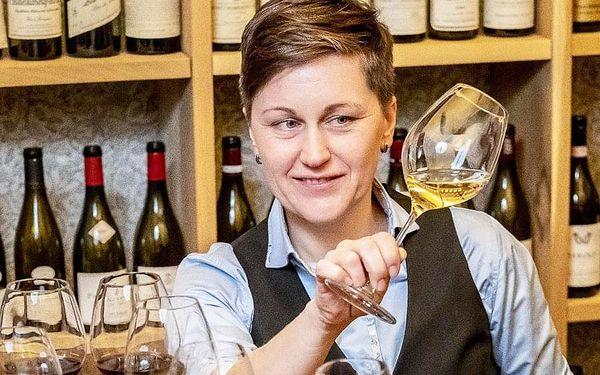 Degustace raritních zahraničních vín   Praha   Celoročně.   90 minut.5