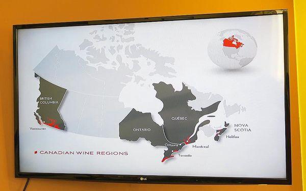 Degustace kanadských vín pro 2 | Praha | Celoročně. | 1,5 – 2 hodiny.5